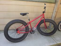 customised walmart mongoose beast fatbike bicycles pinterest