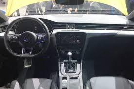 2018 volkswagen arteon price. contemporary 2018 volkswagen arteon official  rline geneva interior on 2018 volkswagen arteon price