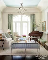 bedroom ceiling color ideas. blue ceiling paint color. color is rhine river benjamin moore. bedroom ideas