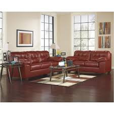 Ashley Furniture Alliston Durablend Salsa Sofa