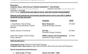Cashier Cv Download Sample Resume Of Cashier Resume Microsoft