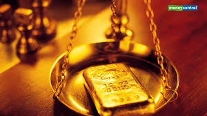 Gold Price Chart Moneycontrol Gold Price Today Yellow Metal Bounces Back From 1 Month Low
