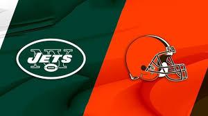 Cleveland Browns vs New York Jets Live Stream NFL Week 2 Jets ...