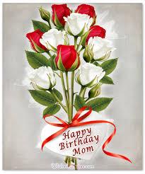 Happy Birthday Mom Heartfelt Mother's Birthday Wishes WishesQuotes Amazing Birthday Quotes For Mom