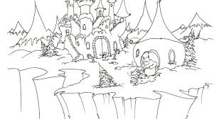 Small Picture Smart Placement Winter Wonderland Coloring Pages Ideas Gekimoe