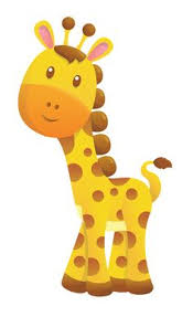 cute zoo animals clipart. Exellent Animals Cute Baby Giraffe Clipart 1 More Intended Zoo Animals S