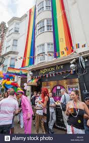 Brighton uk gay scene