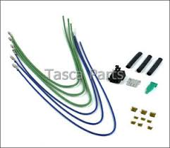 new oem blower motor resistor wiring harness pigtail grand Blower Motor Resistor Wiring Harness image is loading new oem blower motor resistor wiring harness pigtail chevy blower motor resistor wiring harness