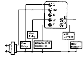space heater controlled by digital thermostat 5 steps (with pictures) 24vac transformer wiring diagram at 120v To 24v Transformer Wiring Diagram