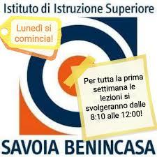 Istituto Istruzione Superiore Savoia Benincasa Ancona ...