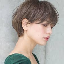 耳かけヘアで叶える今どきヘアを長さ別に紹介2019 Hair ヘア