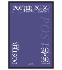 poster frame 20 u0027 u0027x30 u0027 u0027 black