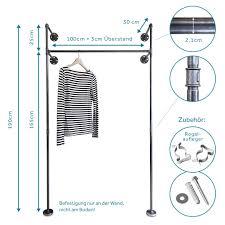 Various Kleiderschrank Im Industrial Design Kleiderständer