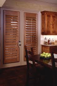 view in gallery french doors shutters
