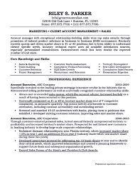 Account Management Resume Sample Account Management Resume Shalomhouseus 6
