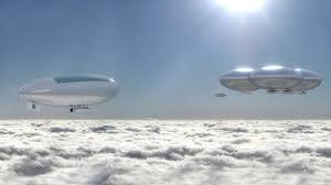 Ciudades sobre las nubes