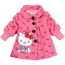Hello Kitty Size Chart Girls Hello Kitty Pink Winter Coat Size 18m 6yrs Girls