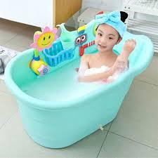 portable bathtub for toddlers large size bath barrel baby bathtub plastic tub portable shower for age
