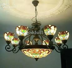 colored glass chandelier blown multi colored glass ball chandelier pendant light colored glass chandelier shades