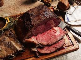 Prime Rib Cooking Times Chart At 200 Degrees How To Roast A Perfect Prime Rib Using The Reverse Sear