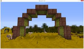 Cool Minecraft Roof Designs Help With A Curved Roof Design