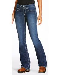 Ariat Jeans Size Chart Australia Ariat Womens Fr Crossing Volta 2 Bootcut Jeans