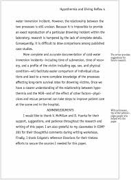 How To Write A Research Paper Using Mla Format Mla Format For Writing A Scientific Research Paper Custom Paper
