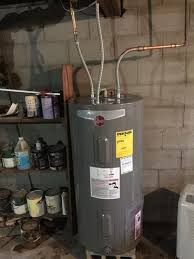 rheem 50 gal electric water heater. rheem performance 50 gal. medium 6-year 4500/4500-watt elements electric water heater xe50m06st45u1 at the home depot - mobile gal m