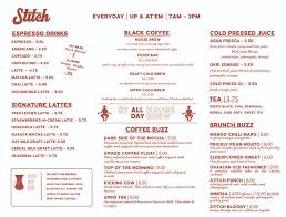 See more ideas about sunrise coffee, coffee, coffee love. Menu Stitch Cafe