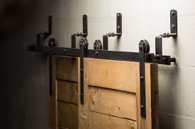 barn door track system image