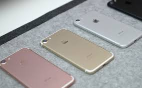 iphone 7 gold. should you get the iphone 7 in black, gold, silver, or rose gold? [video] | dargadgetz iphone gold
