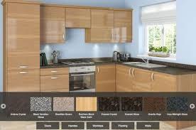 Design Kitchen Cabinets Online Online Kitchen Designer Modern