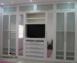 full size of closet contemporaneo en color blanco nogal04 muebles finos para habitaciones pequenas fotos closets