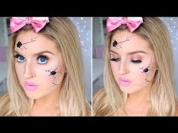 ed broken doll tutorial pretty easy makeup