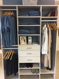 simplespace montreal custom reach in closets designed for your needs