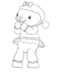 Free Doc Mcstuffins Coloring Pages Coloring Pages Of Doc Doc