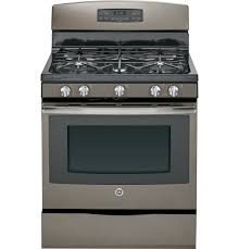 Gas Kitchen Appliance Packages Ge Slate Appliance Package With New Ge Jgb690eefes 30 Wide