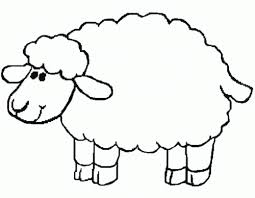 Small Picture Drawings Of Sheep To ColorOfPrintable Coloring Pages Free Download