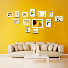 13pcs photo frames white resin rectangle bedroom decor angel baby birthday creative kids mini picture photo frame