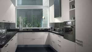 Small Kitchen Black Cabinets Kitchen Stainless Steel Countertops Black Cabinets Front Door