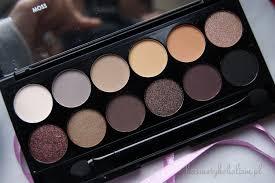 paleta i divine eyeshadow divine eyeshadow palette sleek make up idivine au naturel palette