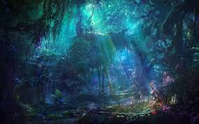 pictures of fantasy landscapes ...