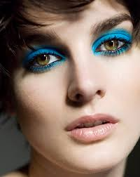 80 s eyes with makeup makeup wonderhowto blue eye shadow 22 truly beautiful spring beauty trends