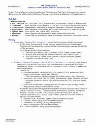 Database Test Engineer Resume Examples Internationallawjournaloflondon