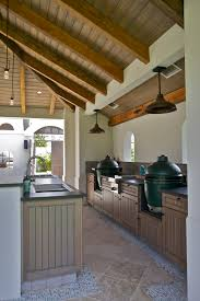 Northshore Millwork LLC Outdoor Kitchens - Cypress kitchen cabinets