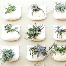 hanging wall planters awesome vertical garden