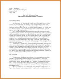proposal essay sample okl mindsprout co proposal essay sample