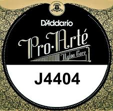 Daddario Pro Arte J4404 4th String D Extra Hard Tension 030