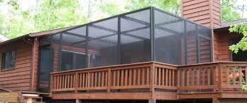 full porch enclosures north star