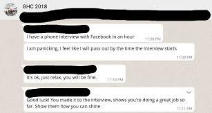Grace Hopper Resume Database Using Social Media To Grab A Job From Grace Hopper Celebration 11